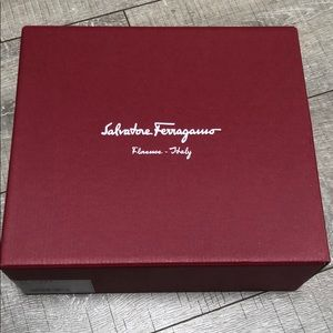 Salvatore Ferragamo Empty Purse Box